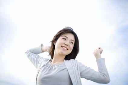 肩こりを根本から改善して笑顔で毎日を過ごしましょう
