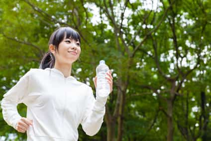 不快な症状が改善すると運動も楽しめます