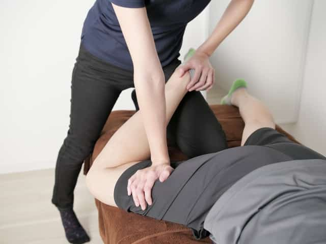 全身のバランスを整えて痛みやしびれを改善する施術です