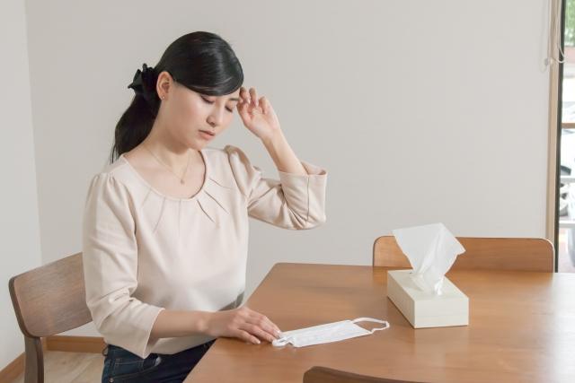 ストレスや睡眠不足も虚弱体質の原因になります